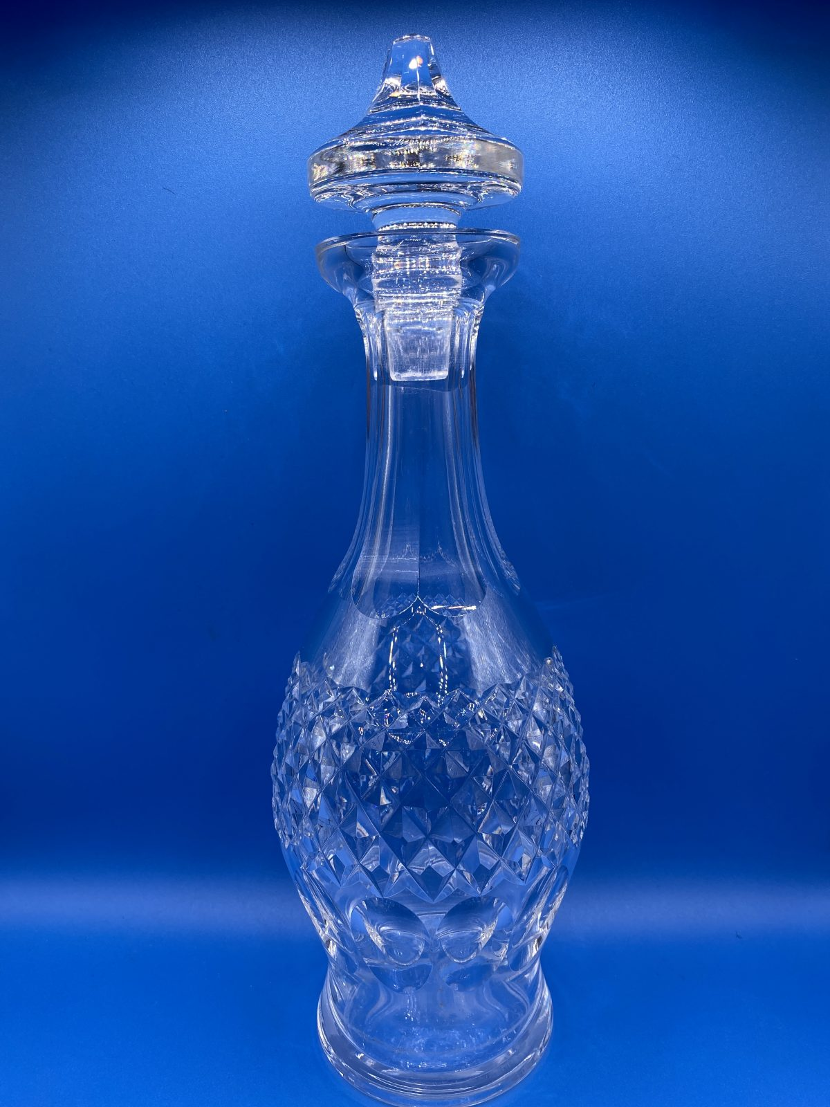 G1 - An Irish Waterford Decanter in the Colleen pattern, c.1970.   £115